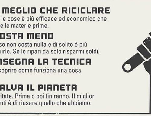 Toscana Pirata per il #RepairDay