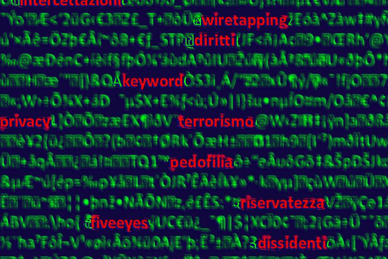 """I """"Five Eyes"""" chiedono all'UE di introdurre #chatcontrol e #messagescreening, così da rendere impossibile una crittografia # E2EE efficace"""